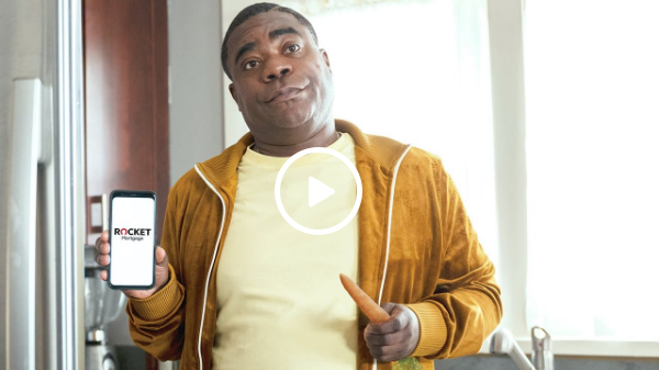 Certain Is Better | Tracy Morgan & Joey Bosa | Rocket Mortgage Super Bowl Commercial